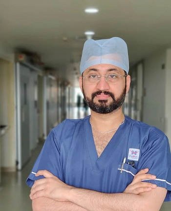 Dr Vishal Soni Ahmedabad