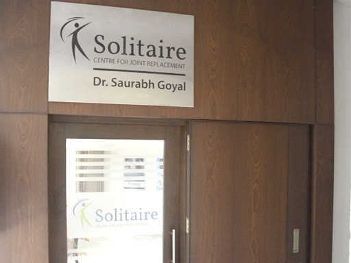 Solitaire Knee & Joint Replacement Clinic Ahmedabad