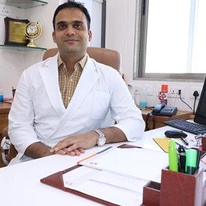 Dr Yogesh Harwani - Best Gastroenterologist in Ahmedabad