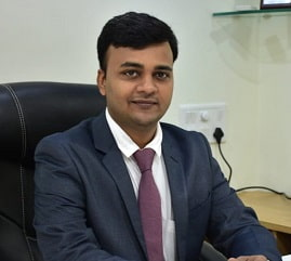 Dr. Hardik Parikh - Gastro Surgeon in Ahmedabad