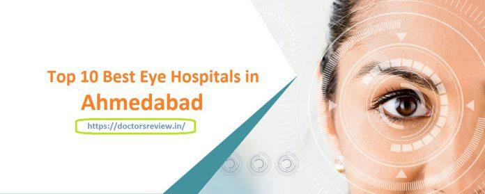 Best Eye Hospital in Ahmedabad