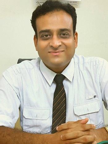 Dr. Keval N. Patel - Urology Surgeon in Ahmedabad
