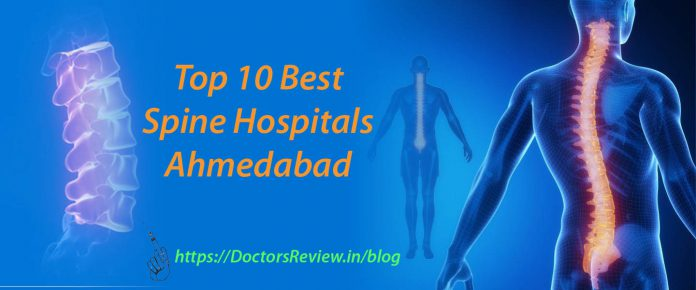 Top 10 Best Spine Hospitals in Ahmedabad