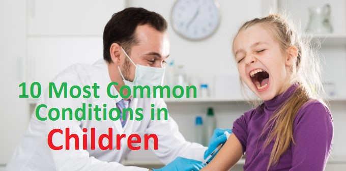 Common Childhood Diseases