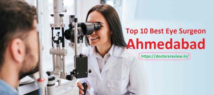 Best Eye Surgeon Ahmedabad