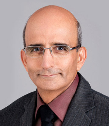 Dr. Abhay R Vasavada Eye Surgeon in Ahmedabad