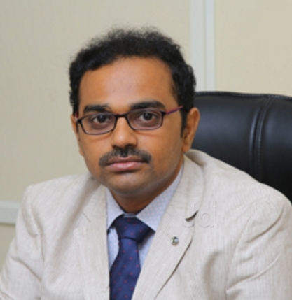 Dr. Srinivas Kosuru - Gastroenterology, and Hepatology in Vijayawada