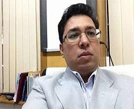 Dr. Vinod Gautam - Spine Specialist in Ahmedabad