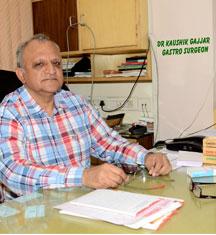 Dr. Kaushik Gajjar Ahmedabad