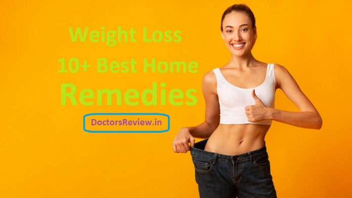 Best Home Remedies for Lose Weight