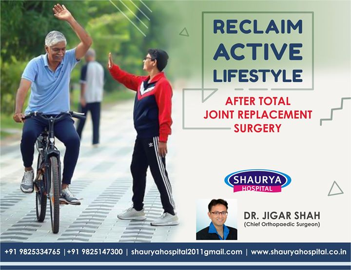 Shaurya Hospital - Knee Replacement Hospital in Ahmedabad