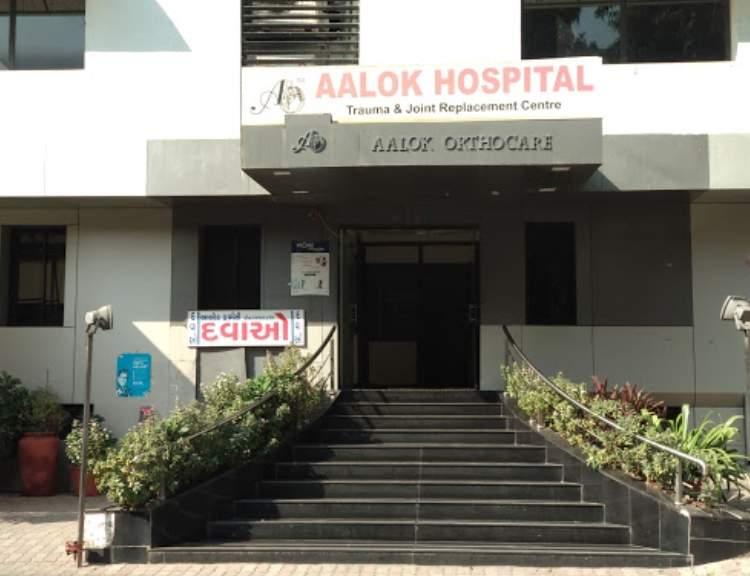 Aalok Orthocare Hospital Usmanpura
