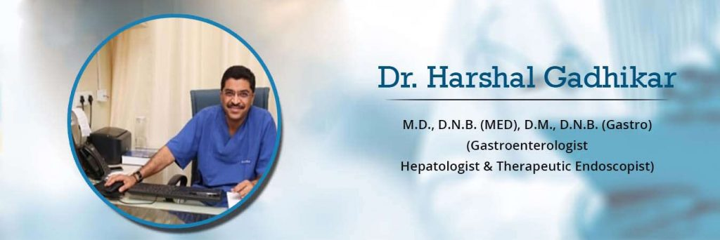 Dr. Harshal Gadhikar - Gastroenterologist in Pune
