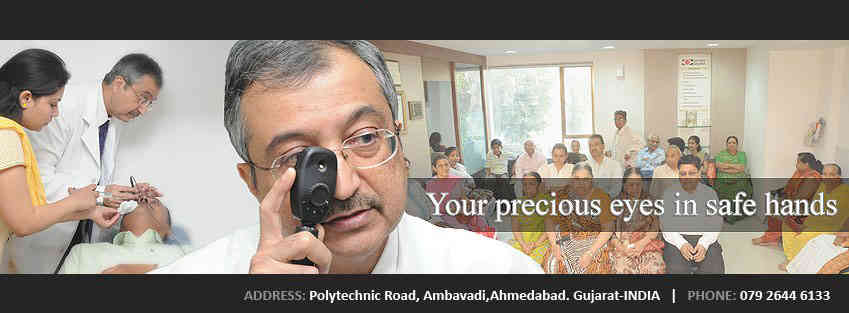 Eye Care Hospital Ahmedabad