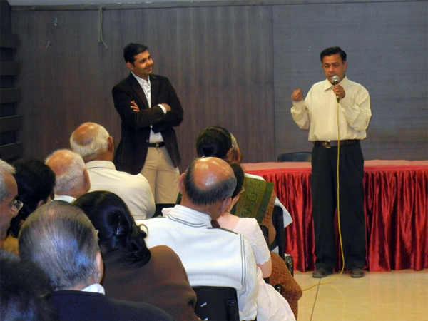 Dr. Samir Nanavati